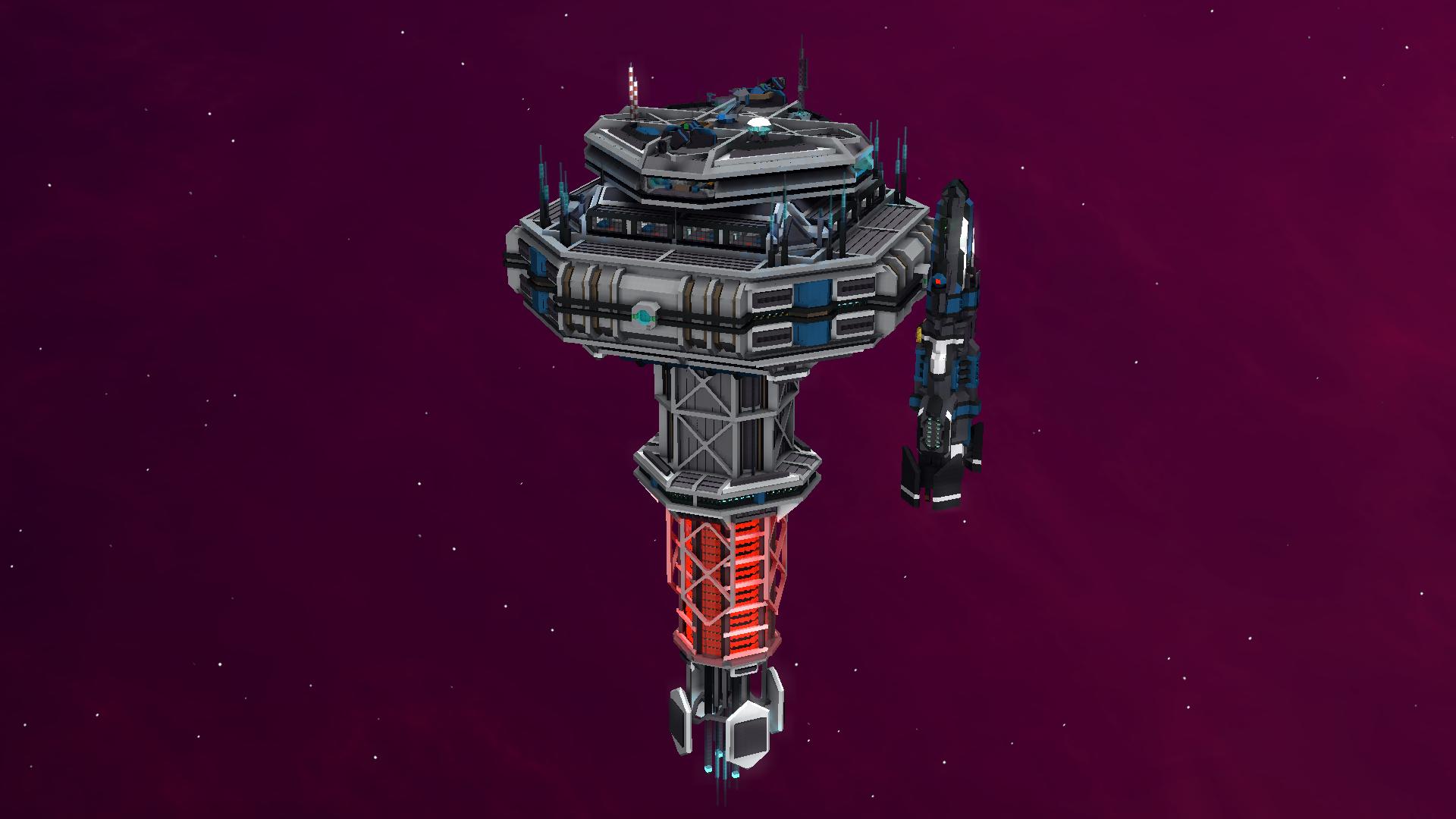 Vega-type Outpost   Trident Industries Wikia   FANDOM