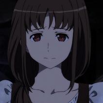 Irina triste