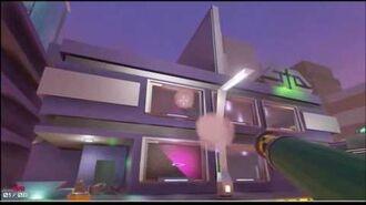 Trigger Spree Weapon Showcase - Rocketrix Showcase