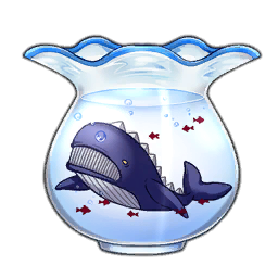 Image result for whale in a goldfish bowl