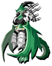 Ragon character profile image