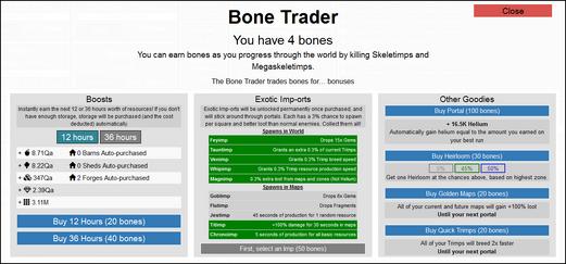 Bonetrader