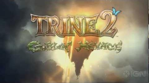 Trine 2 Goblin Menace Trailer