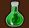 TrineItem Giftflasche