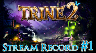 EN CZ Second part of Trine trilogy Trine 2 - OSX (REPLAY) 1