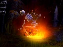 Skeleton spawning
