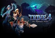 Trine 4 Key Art