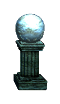 Checkpoint pedestal