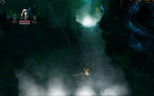Chasm (swing)