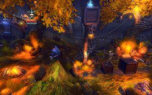 Archer Skeleton - in game