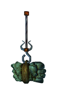 Fist (stone-swinging)