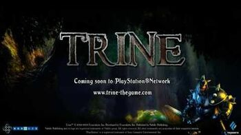 Trine PSN Launch Trailer