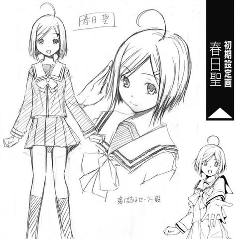 Character & Drawing