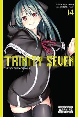 Ilia cover Yen Press vol14 SM MA