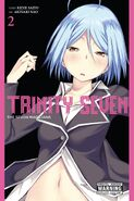 Trinity Seven Yen Press vol2 Arin MA