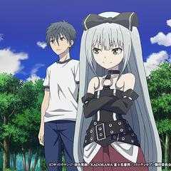 Sora and Arata