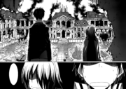 Arata Levi academy destruction ch38 MA