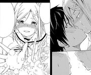 Hijiri Arata kiss farewell ch0 MA