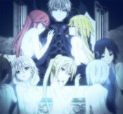 Astral Trinity Trinity Seven prophecy ep12 AN