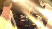 Lilith Arata Arin Akio strip ep3 AN