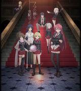 Trinity Seven (Anime)/Music