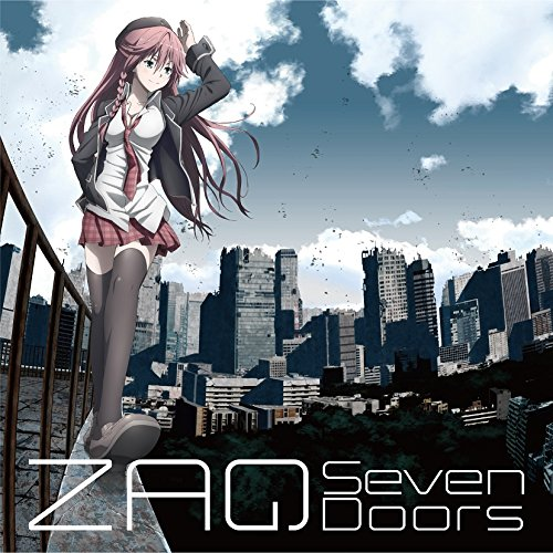 ZAQ Seven Doors CD DVD Cover.jpg & Image - ZAQ Seven Doors CD DVD Cover.jpg | Trinity Seven Wiki ...