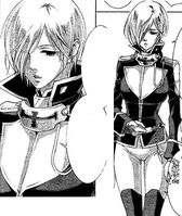Paula Souwauski in manga
