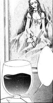 Manga-Painting of Maria