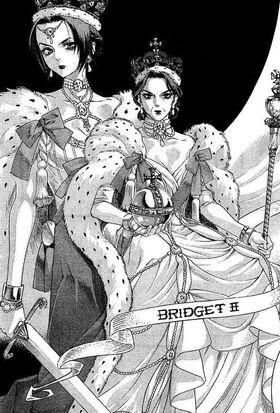 Queen Brigitte