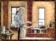 Father-Hugue de Watteau -manga color