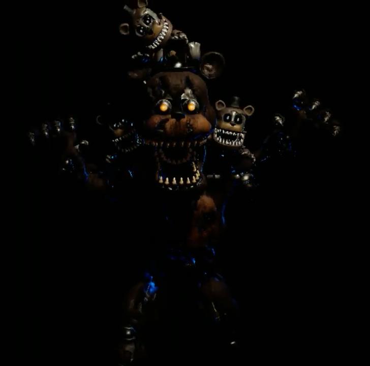 Nightmare Freddy/Gallery
