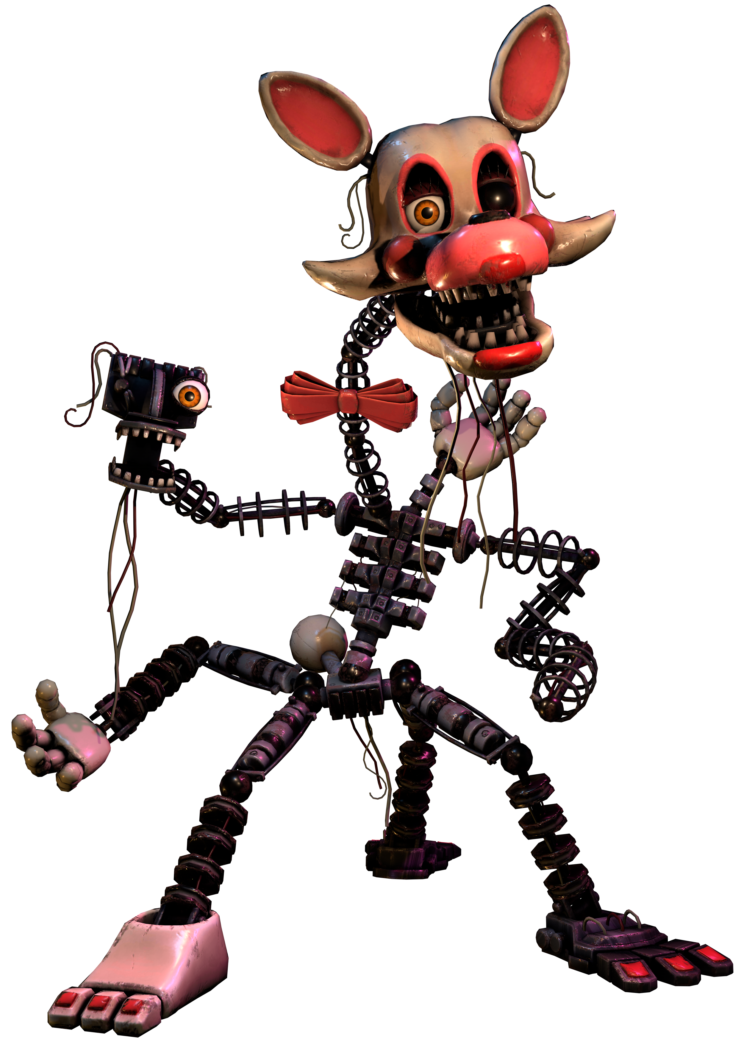 Mangle | Triple A Fazbear Wiki | Fandom