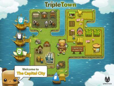 Triple Town Capital City