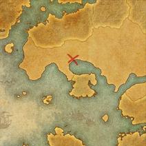 Khefrem Gilane map