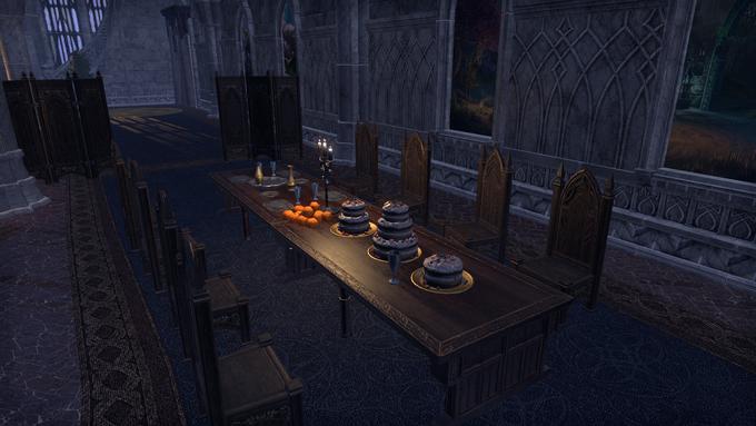 Salle à manger Givreciel