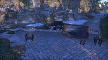 Salon de jardin des chutes de Givreciel