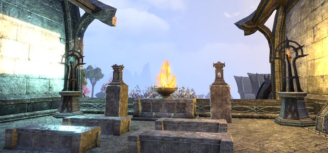 Lorathlien terrasse