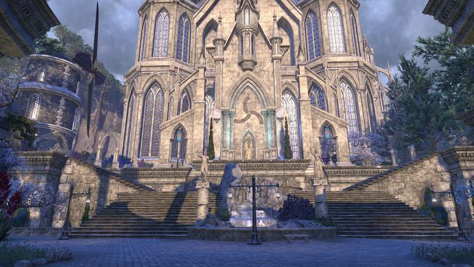 Palais givreciel façade
