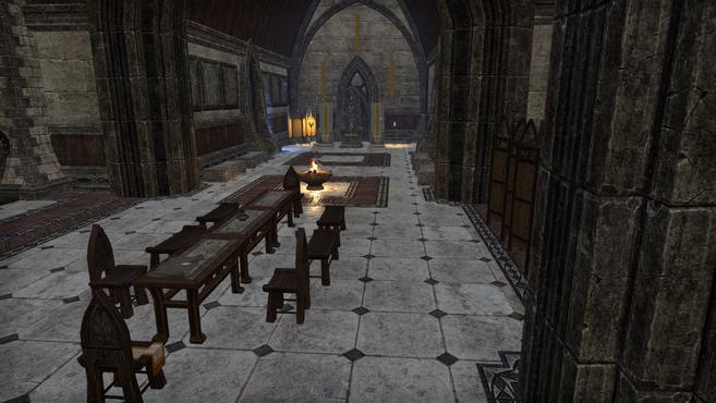 Lorathlien salle du trone