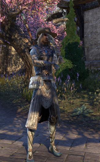 Ajaxandriel tenue