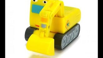 The Little Yellow Digger is here to stay!