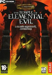 The Temple of Elememtal Evil (CRPG)