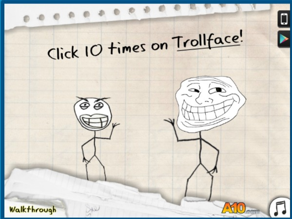 Trollface Quest 1: Level 9   Trollface Quest Wikia   FANDOM powered