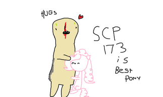 Scp173isbestpony