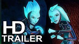 3 BELOW TALES OF ARCADIA Trailer 1 NEW (2018) Guillermo del Toro Netflix Animated Series HD