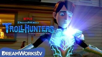 Becoming the Trollhunter TROLLHUNTERS