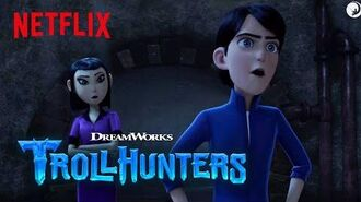 Trollhunters Training for Battle Netflix
