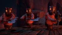 Gatto's Volcano Trolls