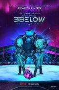 3 Below Season 1 Poster