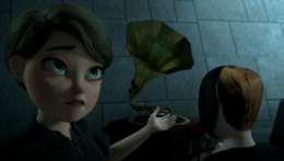 Creepslayerz- Changeling-she hasn't spoken since gunmar's return